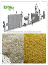 Automatic hot sale nutrition powder machine/new design rice popped korea popped rice cake machine