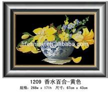 """""""Perfume & Lily"""" DIY Full Diamond Painting"""