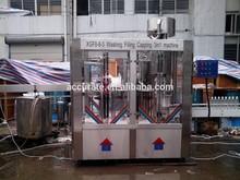 Hot sale Minimum Model Pure/Mineral water washing filling capping machine XGF8-8-3