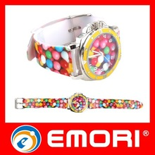 High Quality Watch Beautiful Colorful Cheap Plastic Watches