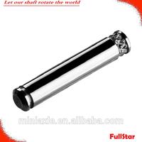 micro motor double shaft