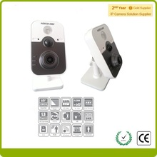 Hikvision IP66 cctv products mini wifi camera DS-2CD2410F-IW night vision cctv camera web cam