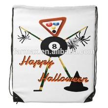 2015 Farmax printing promotional drawstring shopping bag