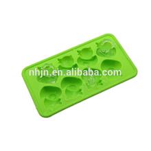 duck shape silicone ice tray food grade /FDA SGS LFGB certificate
