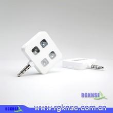 2015 innovation designed rk06 led light flash for mobile phone