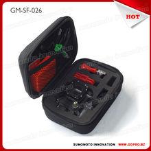 2015 china manufacturer EVA mini Professional gopros storage case for gopros accessories