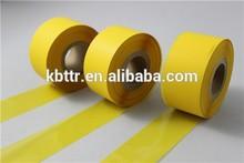 Yellow ribbon wash/resin for ribbon printer made in China