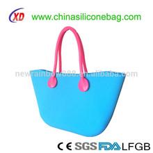 sunny handbag canvas bag handbag silicone bag big handbag