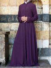 aqsa light jilbab dress long muslim styles of dresses