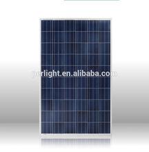 High quality 25 years warranty 250W Poly PV Solar Panel