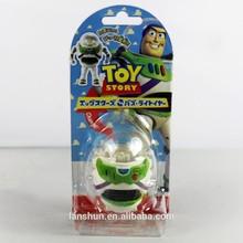 pixar toy story buzz lightyear cambio transformadores de la figura de huevo fabuloso