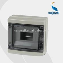 2015 SAIP / SAIPWELL New Product Electrical Distribution Box Size 215*210*100