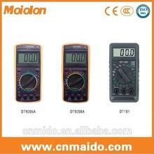 Maido brands digital multimeter mini digital multimeter fluke analog multimeter