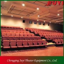 telescopic theater seating JY-780 factory price telescopic bleacher theater auditorium chair theater furniture manufacture