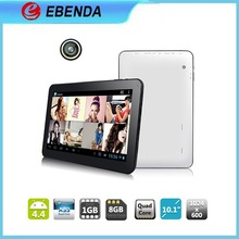 Graphic Tablet 10 Inch Quad-core Android Tablet Great for Entertainment Android 4.4
