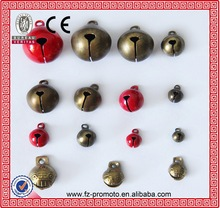 small cast brass hand bells for sale
