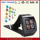 2015 New Design Android Smart Watch Phone with Camera