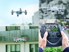 Hubsan X4 FPV Quadcopter Live Video Camera 2.4Ghz Radio Control LCD Screen RC Hobby
