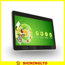 ce rosh wall mounted ad display digital