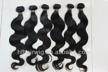 good quality human hair extension long curly indian human hair sleek hair extension for indian