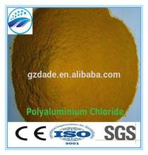 water purifying Aluminium Polychloride good quality