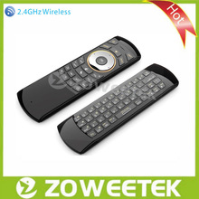 usb multimedia keyboard for android tv box with mouse and remote combo