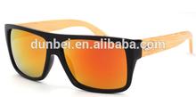 2015 new bamboo leg sunglasses UV400