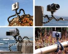 Multicolors Gorillapod Camera Tripod Octopus Holder Stand w Rotating Ball Mini Tripod For Universal Camera