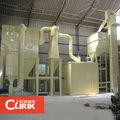 Professionnel et détaillée de silicate de sodium poudre processus de fabrication