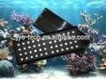 Chinois led aquarium lumière 120 w à gradation automatique et télécommande poissons marins et corail