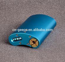 2015 new coming mini box mods , variable voltage 50watt vapor flask v3 mod , Original vapor flask v2 50 w box mod