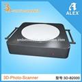 novos produtos patenteados 360 grau produto fotografia sistema inteligente