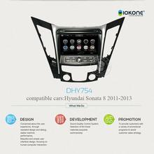 Iokone Car DVD Player with GPS Bluetooth For Hyundai Sonata 2011 2012 2013