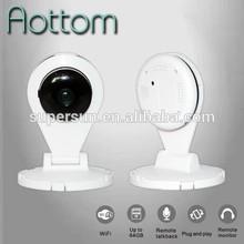 720P Mini Wireless Security IP Cube Camera Webcam Web CCTV Camera P2P Wifi Cam PIR Function Remote Monitor Audio