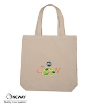 2015 custom Cotton Cloth Shopping Bag/Large Shopping Bag/Recycle Canvas Tote Bags