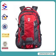 china manufacturer custom backpack bag sports backpack bag
