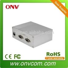 HD VGA Transceiver - VGA Fiber Optic Transmitter & Receiver.