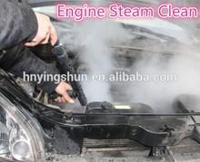 2014 single gun 15bar 12KW electric mobile car steam wash/istobal car wash