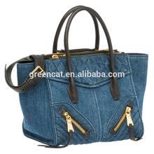 2015 fashion latest ladies cheap designer private label crocodile european brand handbags