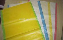 50*80 55*95 60*90 white 10kg 25kg 50kg new material pp woven bag rice