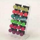 12pairs Set Packing Cheap 10mm Luminous ball stud earrings