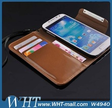 Hot Selling High Quality Products for Galaxy S5 Leather Case, Cell Phone Case for Samsung S5