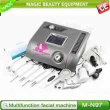 N97 7 in 1 jade facial beauty machine