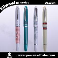 Elegant Design Promotional Metal Roller BallPen,promotional pens,ball pen toppers