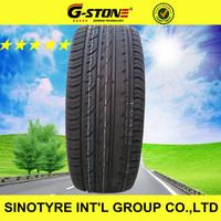 joy road 185/70r13 car tire G STONE tyre brand with high quality ECE DOT GCC