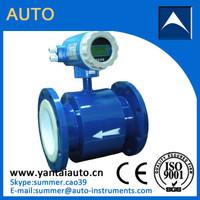 ethanol flow meter /sludge/sea water flowmeter made in China