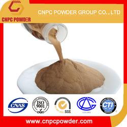Soluble in nitric acid bronze powder