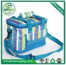 Baby water bottle holder insulated cooler bag on shoulder