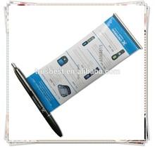 TB-03 High quality calendar pen , promotional banner pen
