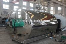 Stainless steel milk transport tank/tanks for milk transport